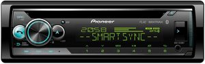 Pioneer DEH-S510BT / 1DIN / autorádio / USB / CD / Bluetooth
