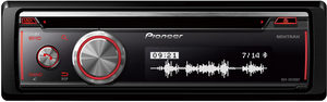 Pioneer DEH-X8700BT / 1DIN / autorádio / USB / CD / Bluetooth