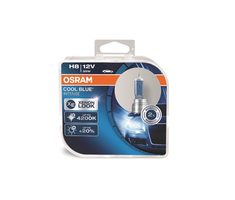 OSRAM H8 COOL BLUE INTENSE 12V 35W PGJ19-1 Duo-Box / autožárovka