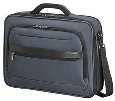 "Samsonite Vectura EVO OFFICE CASE PLUS 17.3"" modrá / Brašna na notebook"