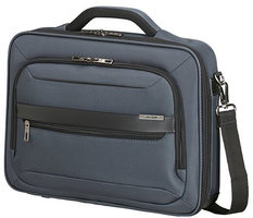 "Samsonite Vectura EVO OFFICE CASE 15.6"" modrá / Brašna na notebook"