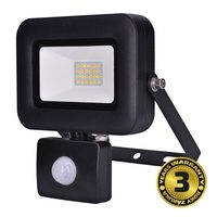 Solight WM-20WS-L LED reflektor PRO se senzorem 20W / 1700lm / 5000K / IP44