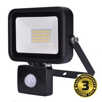 Solight WM-30WS-L LED reflektor PRO se senzorem 30W / 2550lm / 5000K / IP44