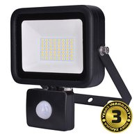 Solight WM-50WS-L LED reflektor PRO se senzorem 50W / 4250lm / 5000K / IP44