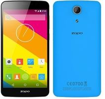 "ZOPO ZP351 Color S5 / 5"" / Quad-Core 1.3GHz / 1280x720 / 1GB RAM / 8GB / LTE / Android 5.1 / modrý"