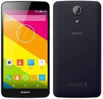 "ZOPO ZP351 Color S5 / 5"" / Quad-Core 1.3GHz / 1280x720 / 1GB RAM / 8GB / LTE / Android 5.1 / šedý"