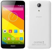 "ZOPO ZP351 Color S5 / 5"" / Quad-Core 1.3GHz / 1280x720 / 1GB RAM / 8GB / LTE / Android 5.1 / bílý"
