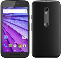 "Lenovo Moto G / 5.0"" / Quad-Core 1.4GHz / 1GB RAM / 8GB / 13MP / Android 6.0 / černý"