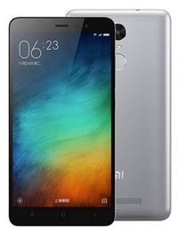"Xiaomi Redmi Note 3 - LTE 16GB / 5.5"" / OC 2.2GHz / 2GB RAM / 16GB / 13MP +  5MP / Dual-SIM / Android / šedý"