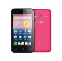 "Alcatel 4034D PIXI 4 / 4.0"" / Quad-Core 1.3GHz / 512MB RAM / 4GB ROM / Dual SIM / Android 6.0 / růžový"