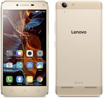 "Lenovo K5 Plus / 5.0"" / O-C 1.5GHz / 2GB RAM / 16GB / 13MP / Android 5.1 / zlatý"