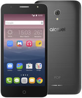 "Alcatel 5056D POP 4+ / 5.5"" / Quad-Core 1.1GHz / 1.5GB RAM / 16GB ROM / Dual SIM / Android 6.0 / šedá"