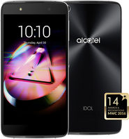 "Alcatel IDOL 4 + VR BOX / 5.2"" / Octa-Core 1.7GHz+1.2GHz / 3GB RAM / 16GB ROM / Dual SIM / Android / šedá"