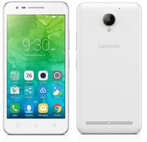 "Lenovo C2 Power Dual SIM / 5.0"" IPS/ 1280x720 / QC 1.0GHz / 2GB / 16GB / 8MP + 5MP / Android 6.0/ bílý"