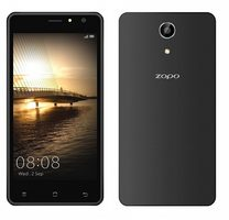 "ZOPO Color C2 Dual SIM / 5.0"" / QC / 1280x720 / 1GB RAM / 8GB / 5MP + 2MP / Android 6.0 / černý"