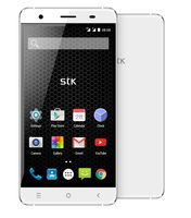 "STK Hero X White / 5"" / QC 1.3GHz / 2GB RAM / 16GB / 13MP+8MP / Dual-SIM / LTE / Android 5.1 / bílá"