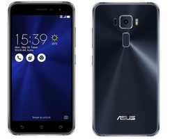 "ASUS Zenfone 3 ZE520KL Black 64GB / 5.2"" / Qualcomm 2.0GHz  / 4GB / 64GB / Android M / Dual-SIM / černá"