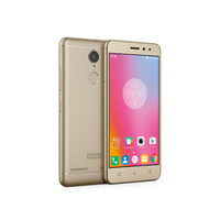 "Lenovo K6 Power Dual-SIM LTE zlatá / 5.0"" IPS / FHD / OC 1.4GHz / 2GB / 16GB / 13MP+8MP / FpR / Android 6"