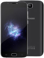 "DOOGEE X9 Mini 8GB černá / 5"" /  Q-C 1.3GHz / 1GB / 8GB / Dual-SIM / 5MP+5MP / Android 6.0"