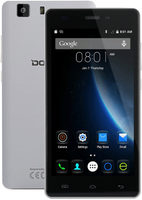 "DOOGEE X5 8GB bílá / 5"" /  Q-C 1.3GHz / 1GB / 8GB / Dual-SIM / 5MP+2MP / Android 5.1"