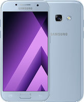 "SAMSUNG Galaxy A3 (2017) SM-A320 16GB modrá / CZ distribuce / 4.7"" /  O-C 1.6GHz / 2GB / 16GB / 13MP+8MP / Android 6.0"