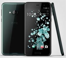 "HTC U Play černá / 5.2"" / OC 2.0GHz + 1.1GHz / 3GB RAM / 32GB / 16MP + 16MP / LTE / Android 7.0"