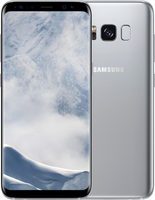 "SAMSUNG Galaxy S8 64GB stříbrná / 5.8"" / OC 4x2.5GHz + 4x1.7GHz / 4GB / 64GB / 12MP+8MP / LTE / Android 7.0"