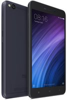 "Xiaomi Redmi 4A 32GB CZ LTE Global šedá / 5"" / QC 1.4GHz / 2GB / 32GB / 13MP+5MP / Dual-SIM / Android 6"