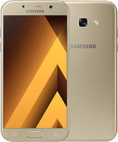 "SAMSUNG Galaxy A5 (2017) SM-A520 32GB zlatá / EU / 5.2"" / O-C 1.9GHz / 3GB / 32GB / 16MP+16MP / Android 6.0"