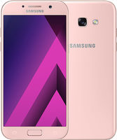 "SAMSUNG Galaxy A5 (2017) SM-A520 32GB růžová / EU / 5.2"" / O-C 1.9GHz / 3GB / 32GB / 16MP+16MP / Android 6.0"