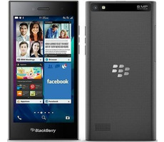 "Bazar - BlackBerry Leap Qwerty black / 5"" / Qualcomm MSM 8960 1.5 GHz / 2GB / 16GB / microSD / WiFi / BT / GPS / černý"