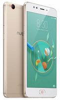 "ZTE Nubia M2 Lite 64GB zlatá / 5.5"" / O-C 1.0 - 1.5GHz / 3GB RAM / 64GB / 13MP + 16MP / Android 6.0"