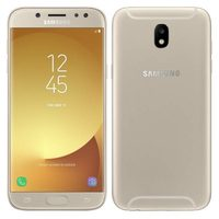 "SAMSUNG Galaxy J5 (2017) SM-J530F 16GB zlatá / 5.2"" / CZ / O-C 1.6GHz / 2 GB / 16 GB / 12MP+12MP / Android 7"