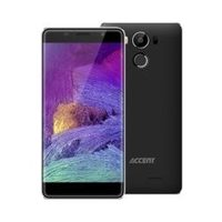 "Accent NEON Lite LTE černá / 5"" HD / Quad-Core 1.3GHz / 2GB RAM / 16GB / 8MP+5MP /  Android 6.0"