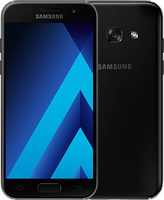 "SAMSUNG Galaxy A3 (2017) SM-A320 16GB černá / EU / 4.7"" /  O-C 1.6GHz / 2GB / 16GB / 13MP+8MP / Android 6.0"