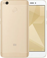 "Xiaomi Redmi 4X 32GB CZ LTE Global zlatá / 5"" / O-C 1.4GHz / 3GB / 32GB / 13MP+5MP / Dual-SIM / Android 6"