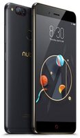 "Nubia Z17 mini 64GB černo-zlatá / 5.2"" / O-C 1.4 - 1.95GHz / 4GB RAM / 64GB / 13+13MP + 16MP / Android 6.0"