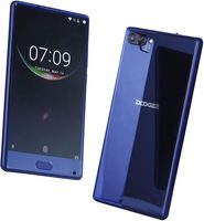 "DOOGEE Mix Aurora Blue 6-64GB LTE / 5.5"" /  O-C 2.5GHz / 6GB / 64GB / 16MP+8MP+5MP / Android 7.0"