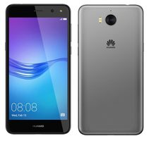 "HUAWEI Y6 (2017) DS šedá / 5"" / Q-C 1.4GHz / 2GB RAM / 16GB / 13MP + 5MP / Android 6.0"