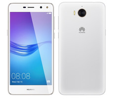 "HUAWEI Y6 (2017) DS bílá / 5"" / Q-C 1.4GHz / 2GB RAM / 16GB / 13MP + 5MP / Android 6.0"