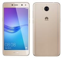 "HUAWEI Y6 (2017) DS zlatá / 5"" / Q-C 1.4GHz / 2GB RAM / 16GB / 13MP + 5MP / Android 6.0"