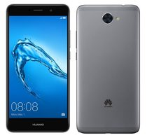 "HUAWEI Y7 DS šedá / 5.5"" / O-C 1.1GHz - 1.4GHz  / 2GB RAM / 16GB / 12MP + 8MP / Android 7.0"