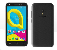 "Alcatel U5 3G 4047D Volcano Black-Cocoa Grey / CZ distribuce / 5"" / Q-C 1.3GHz / 1GB / 8GB / 5MP+2MP / Android 7.0"