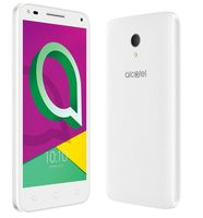 "Alcatel U5 3G 4047D Pure White-Light Grey / CZ distribuce / 5"" / Q-C 1.3GHz / 1GB / 8GB / 5MP+2MP / Android 7.0"
