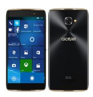 "Alcatel IDOL 4 PRO 6077X zlatá / 5.5"" / Quad-Core 1.25GHz+1.6GHz / 4GB RAM / 64GB ROM / Win 10 / LTE / 21MPx"