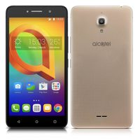 "Alcatel A2 XL 8050D Metal Gold / 6.0"" / QC 1.3GHz / 1GB RAM / 8GB ROM / 8MP+5MP / Android 5.01"