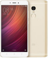"Xiaomi Redmi Note 4 - CZ LTE Global 32GB zlatá / 5.5"" / OC 2.0GHz / 3GB RAM / 64GB / 13MP +  5MP / Dual-SIM / Android 6"
