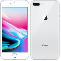Apple iPhone 8 Plus - 256GB stříbrná / iOS12