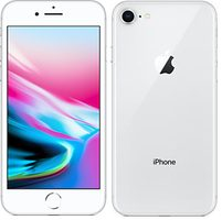 Apple iPhone 8 - 64GB stříbrná / iOS12