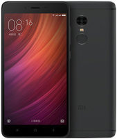 "Xiaomi Redmi Note 4 - CZ LTE Global 64GB černá / 5.5"" / OC 2.0GHz / 4GB RAM / 64GB / 13MP +  5MP / Dual-SIM / Android 6"